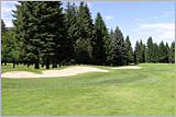 rossland trail country club 18 hole renovation