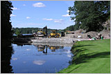 wermdo golf club 18 hole renovation